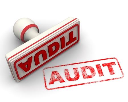 Аудит (Audit). Печать и оттиск (Audit. Seal and imprint)